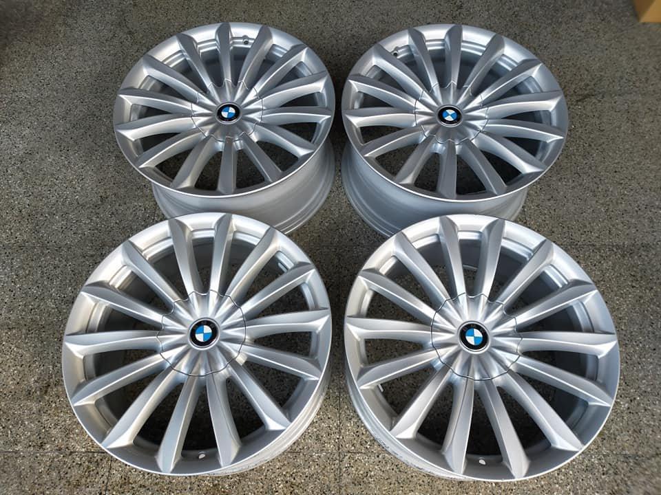 BMW G11 G12 原廠620 19吋前後配鋁圈.G11 G12 G20 G21 G30 G31 G01 G02..
