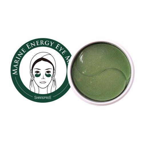 【韓Lin連線代購】韓國 SHANGPREE 香蒲麗 海洋能量 綠公主眼膜 60枚入/30對 螺旋藻全效合一 眼膜