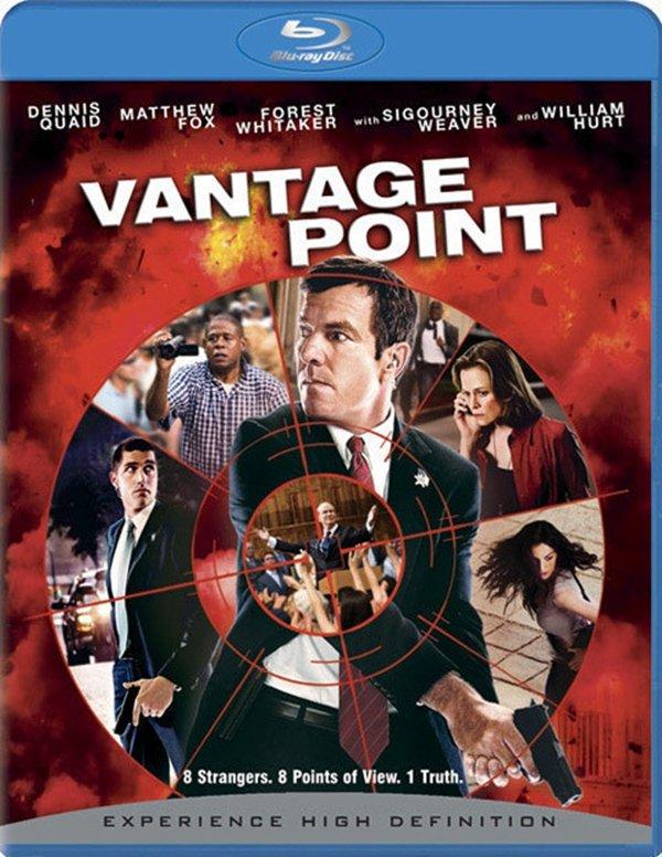 【藍光電影】刺殺據點 Vantage Point 47-059