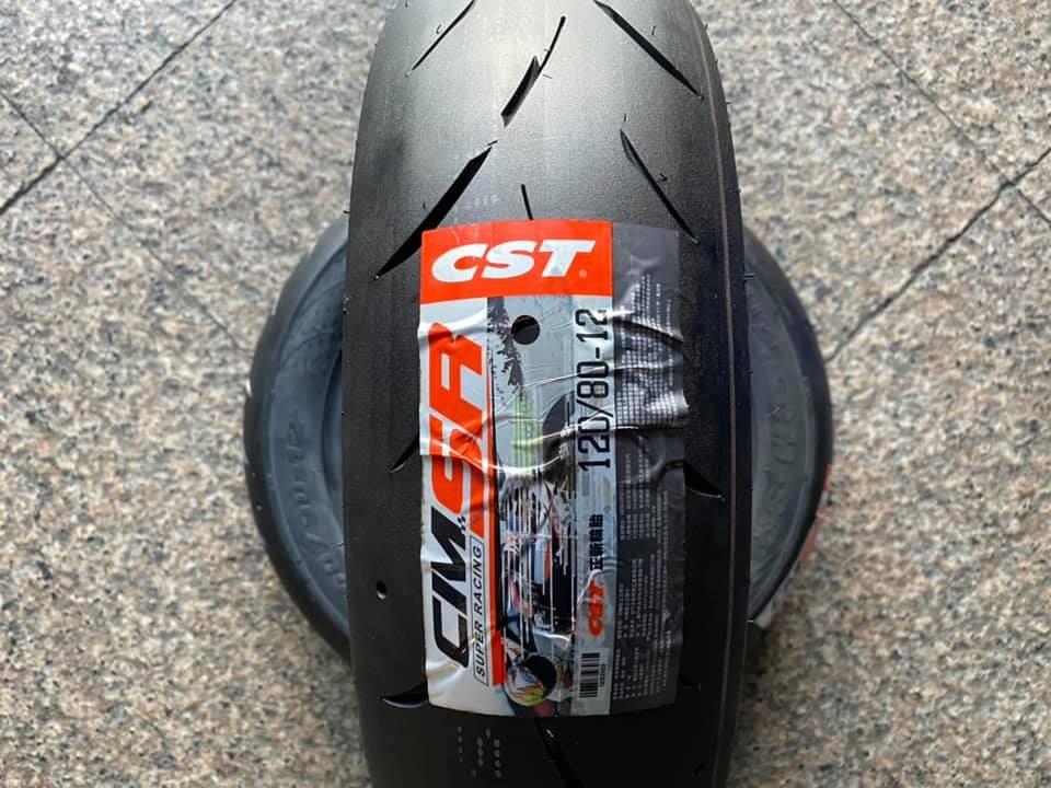 **勁輪工坊**(機車輪胎專賣店) 正新 CST CMSR/CMSSR 100/90/12 120/80/12