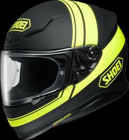 《鼎鴻》 SHOEI全罩式彩繪安全帽 Z-7 PHILOSOPHER TC-3 黃/黑