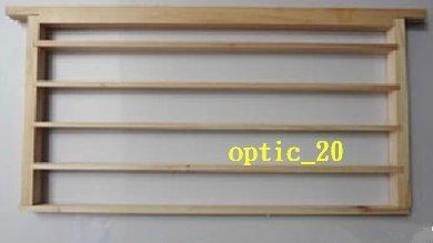 養蜂工具 單排育王框 王漿框 另有 雙排育王框 巢框 煙燻器 防蜂衣 防蜂手套 野蜂巢礎 育王台 育王罩