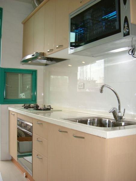 歐化 廚具人造石 240cm 含 RO鵝頸龍頭 S360X 不銹鋼多功能烤箱 系統廚櫃 廚房 設計 自己來 工廠直營