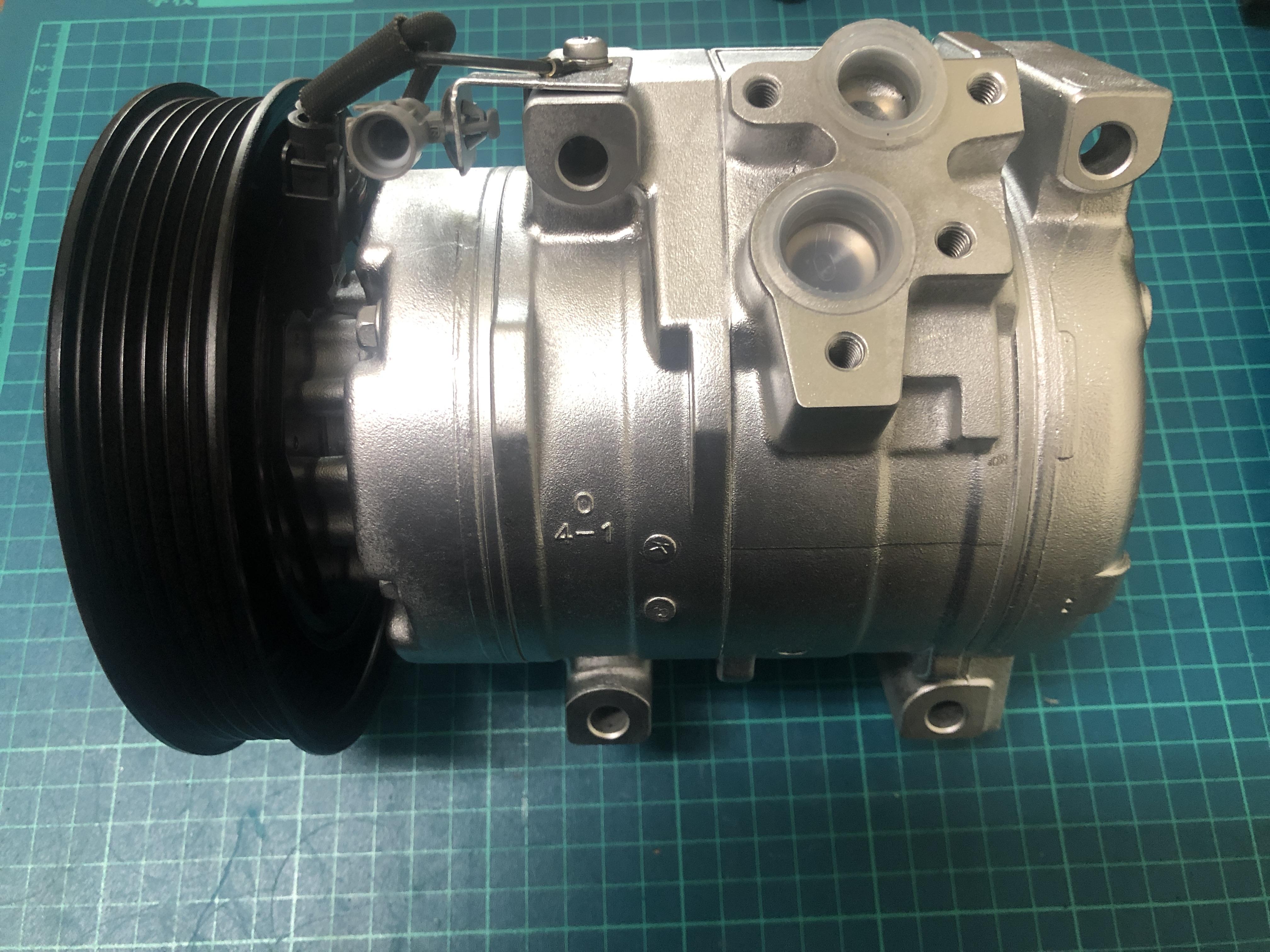 豐田TOYOTA ALTIS 阿帝斯 1.6 1.8 04-07 汽車冷氣壓縮機(外匯整新品)