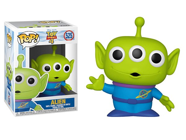 [Paradise] Funko POP! Toy Story4 玩具總動員4 - Alien - 三眼外星人