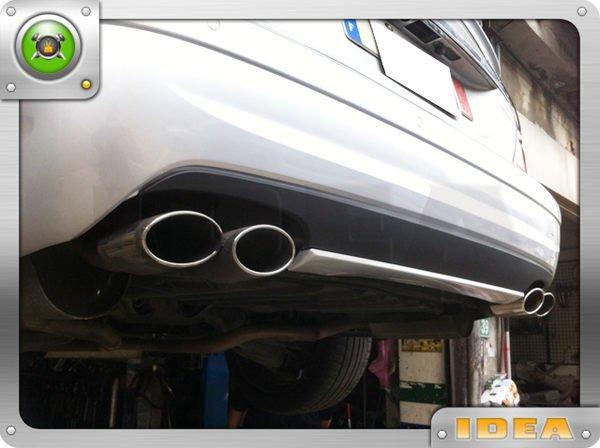 泰山美研社 7247 BEMZ 朋馳 賓士 W211 E320 尾飾管 排氣管  W202 W203 W204