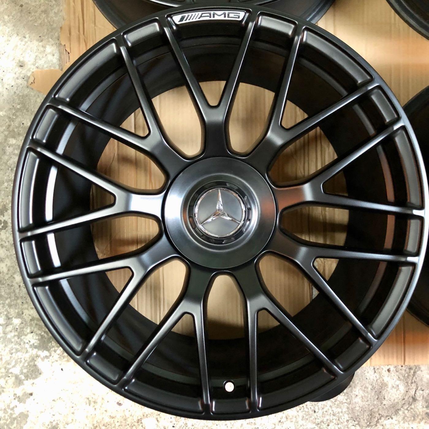 賓士2017 CLS63 S AMG ED1 四輪驅動正原廠 edition1 19吋鍛造鋁圈