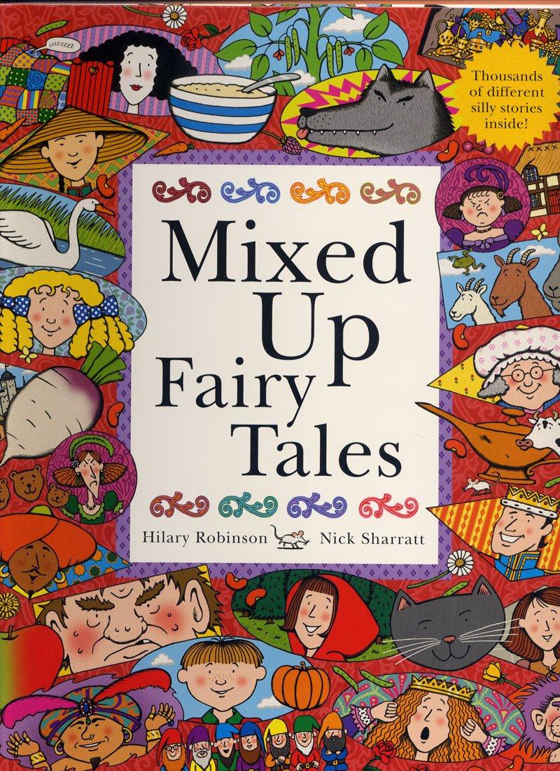 *小貝比的家*MIXED UP FAIRY TALES/平裝/7~12歲/童話故事 Fairy Tale