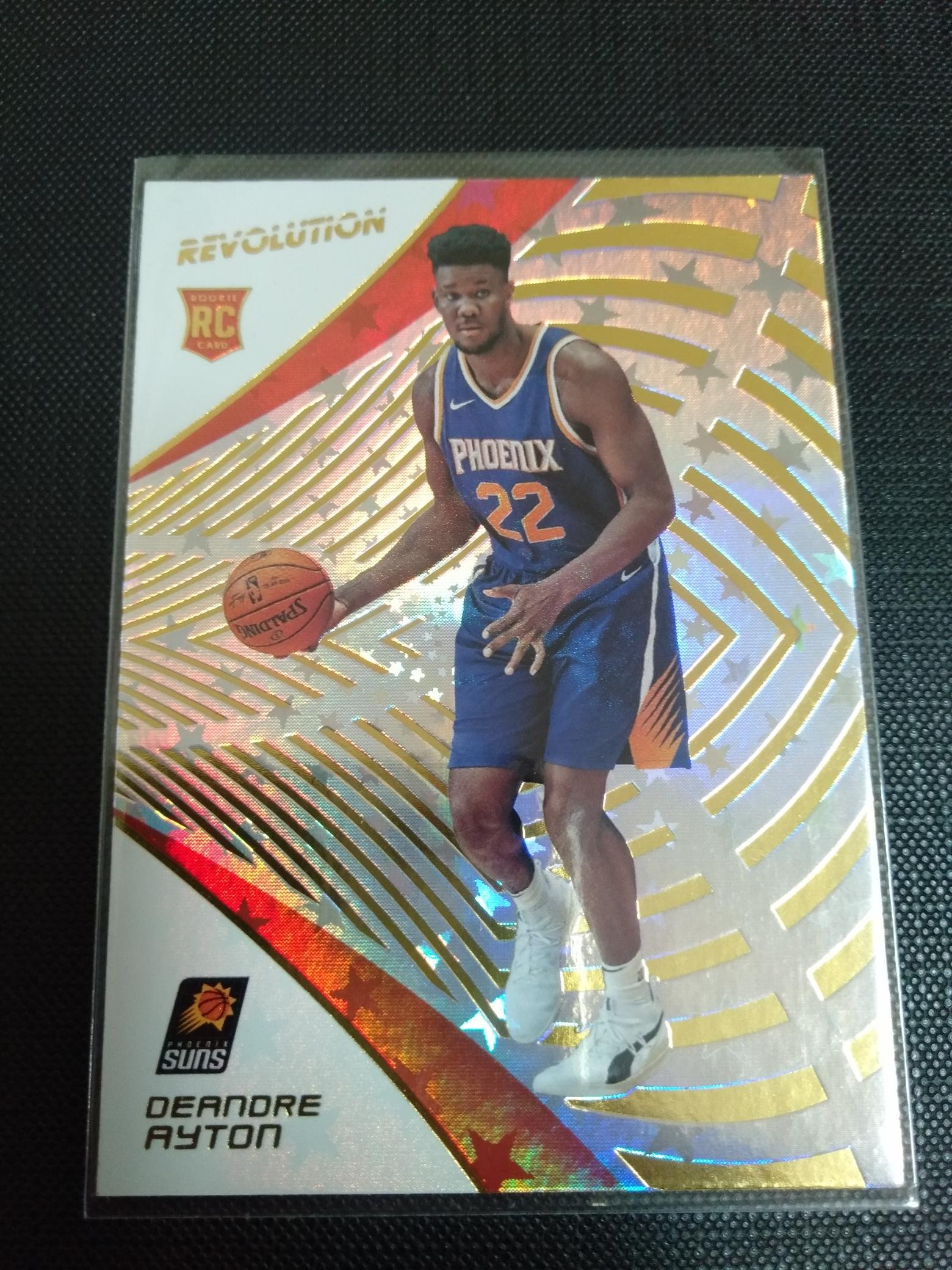 Revolution  RC Rookie Card DeAndre Ayton  ASTRO