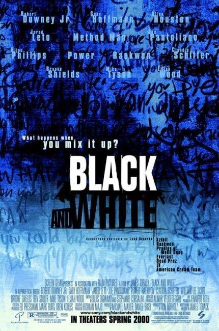 黑白之間-Black and White (2000) 電影海報