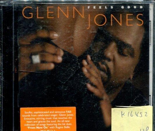 *真音樂* GLENN JONES  FEELS GOOD  K16452
