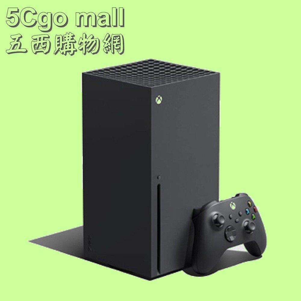 5Cgo【權宇】全新聯強公司貨Microsoft XBOX Series X單主機+控制器+線/RRT-00020 含稅