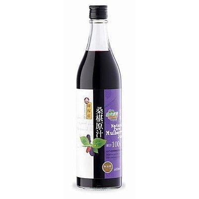 陳稼莊 天然無糖桑椹汁 原汁 (600cc)
