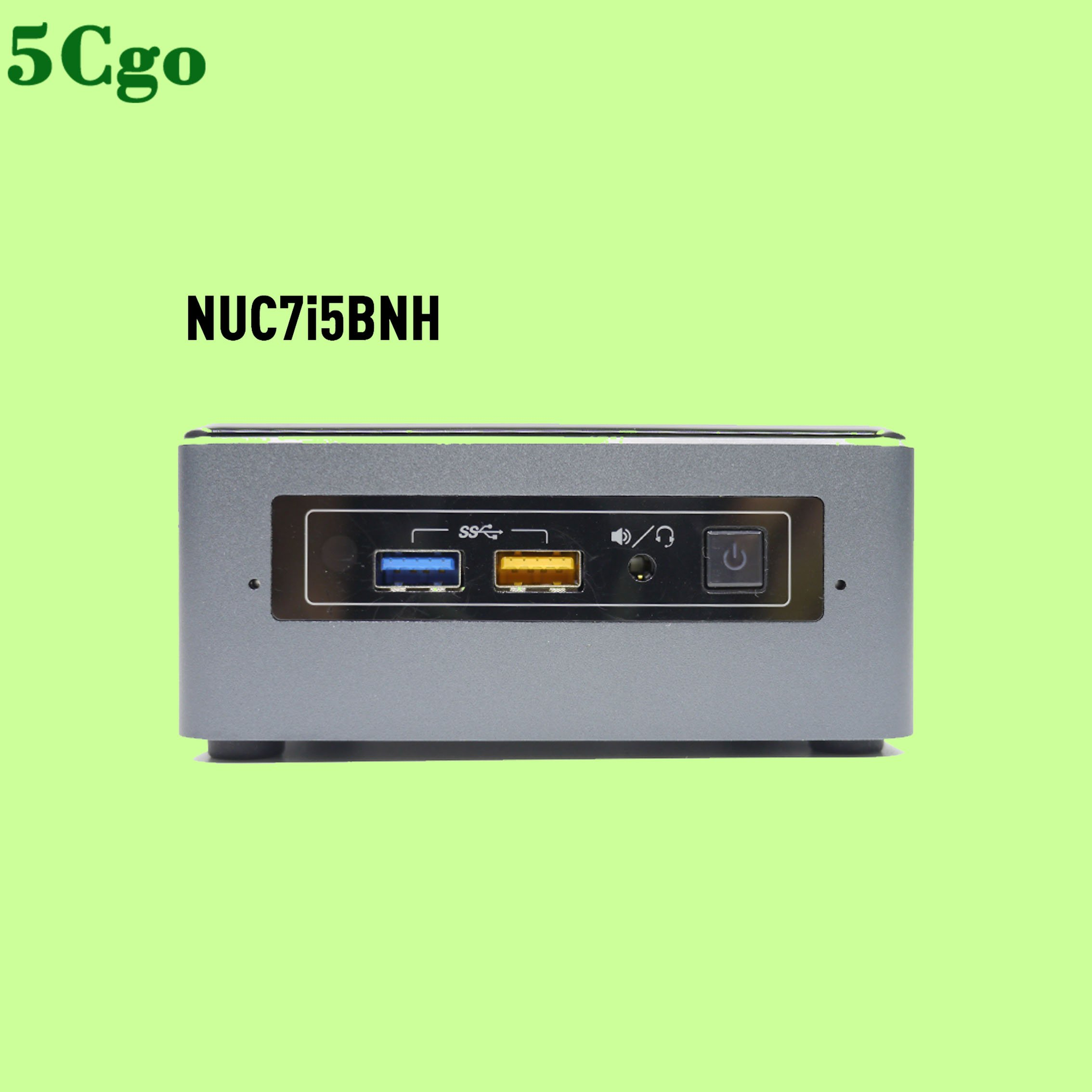 5Cgo【含稅】英特爾八代NUC8i3CYSM NUC7i5BNH7代迷你電腦主機PC套件t570306350032