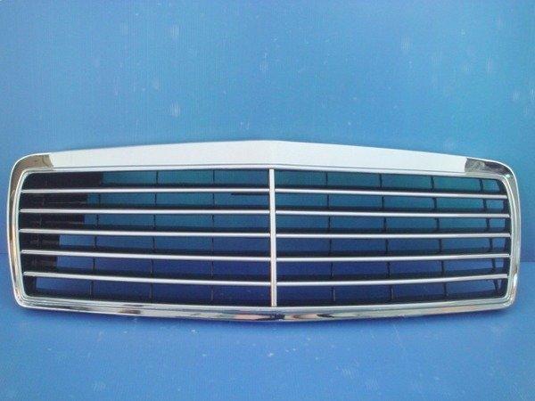 小亞車燈╠ 全新BENZ W124 W202 W210 W140 W211 改裝 水箱罩 水箱柵 1200元