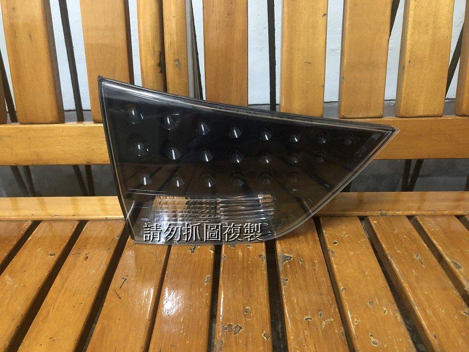 三菱 OUTLANDER 08 09 10 原廠全新品 黑底 倒車燈 內側尾燈 無LED 一邊950