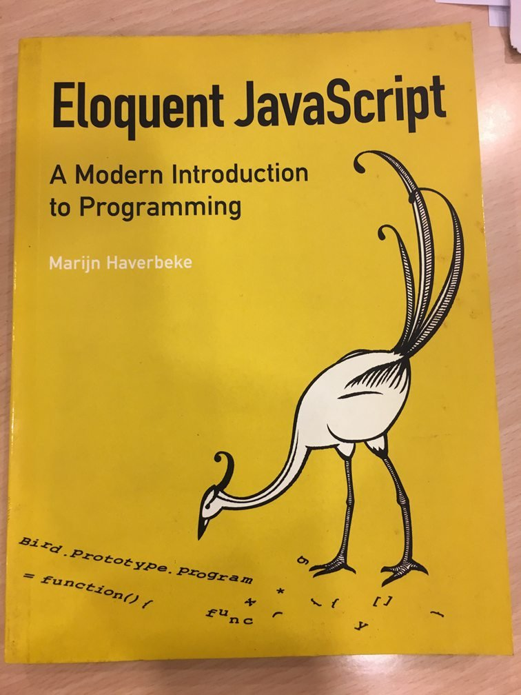 Eloquent JavaScript:A Modern Introduction to Programming 第一版