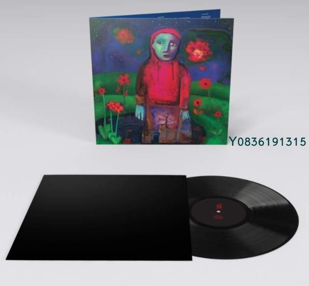 爆款CD.唱片~Girl in Red If I Could Make It Go Quiet LP 黑膠唱片