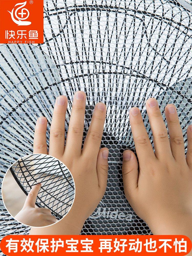 收納整理箱 衣櫃 鞋櫃 電風扇罩防小孩夾手指寶寶兒童安全防護網全包圓形落地式保護罩