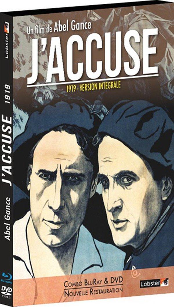【藍光電影】我控訴 1919 J'accuse! (1919) 法國經典戰爭片 123-021