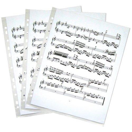 〖好聲音樂器〗 製 不反光新型資料袋  譜夾 (附發票) MIT文具 資料袋 樂譜 音樂課