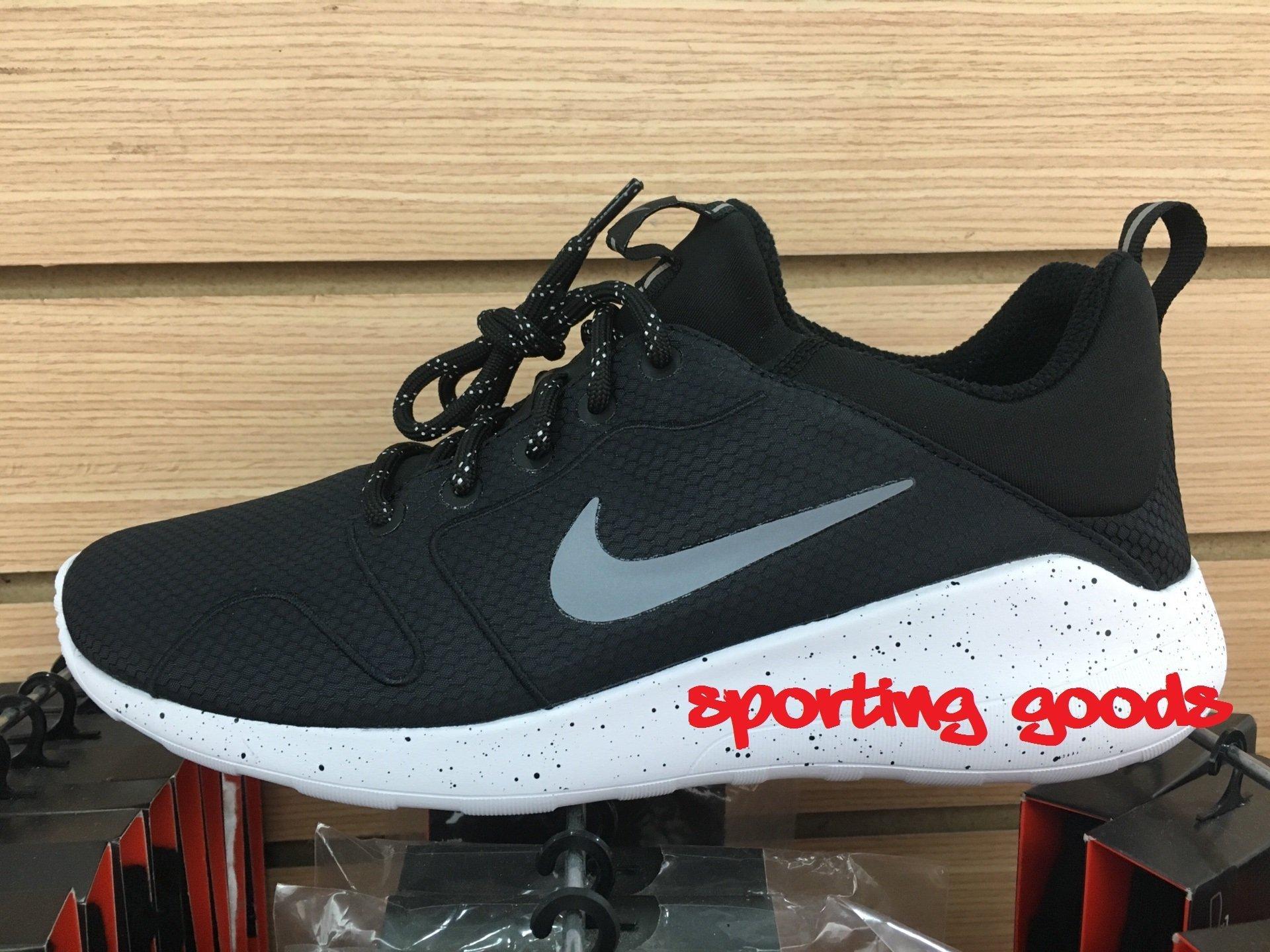 S.G NIKE KAISHI 2.0 SE 黑 白 潑墨 反光 透氣 輕量 復古 慢跑鞋 情侶鞋 844838-003