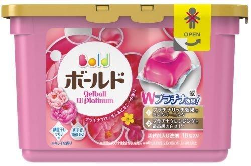 日本 P&G洗衣膠球500g(18入)抗菌/花香 日本洗衣球 (單買本商品不支援三千免運)