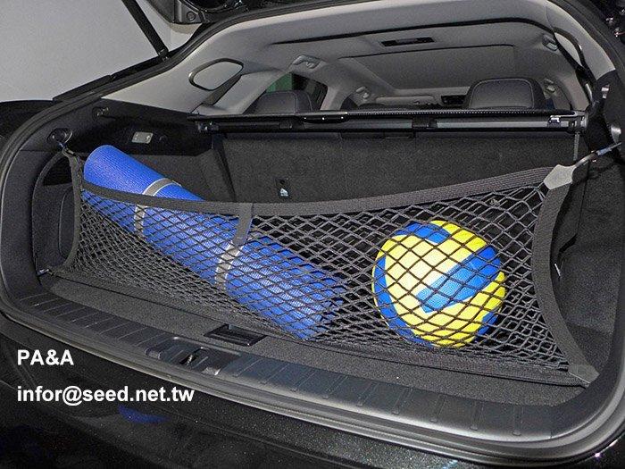 PA&A 防落固定網 URBAN+都會進階版 LEXUS LM300h / Toyota Alphard AH30
