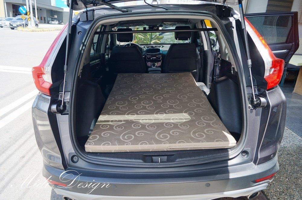 露營車床 Honda CRV 車中床 訂做 睡墊 捲式 可收納 各型休旅車 豐田 本田 訂製 車中床 車床組 帳篷 睡袋