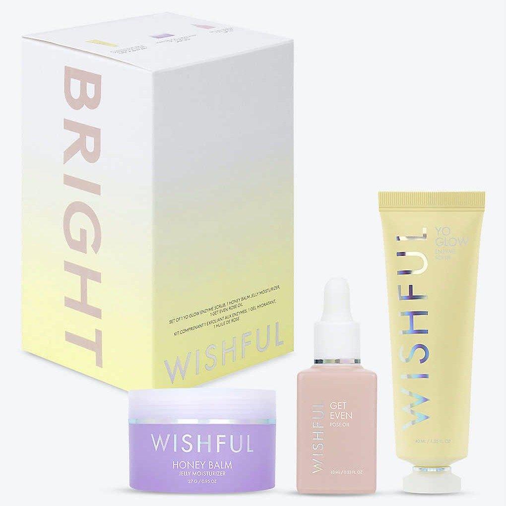路克媽媽英國🇬🇧代購 HUDA BEAUTY Wishful Essentials 禮品套裝(正品代購附購證)