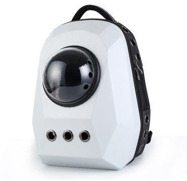 【興達生活】貓包寵物外出太空包便攜透氣寵物艙貓咪籠子寵物用品狗狗雙肩背包`17574