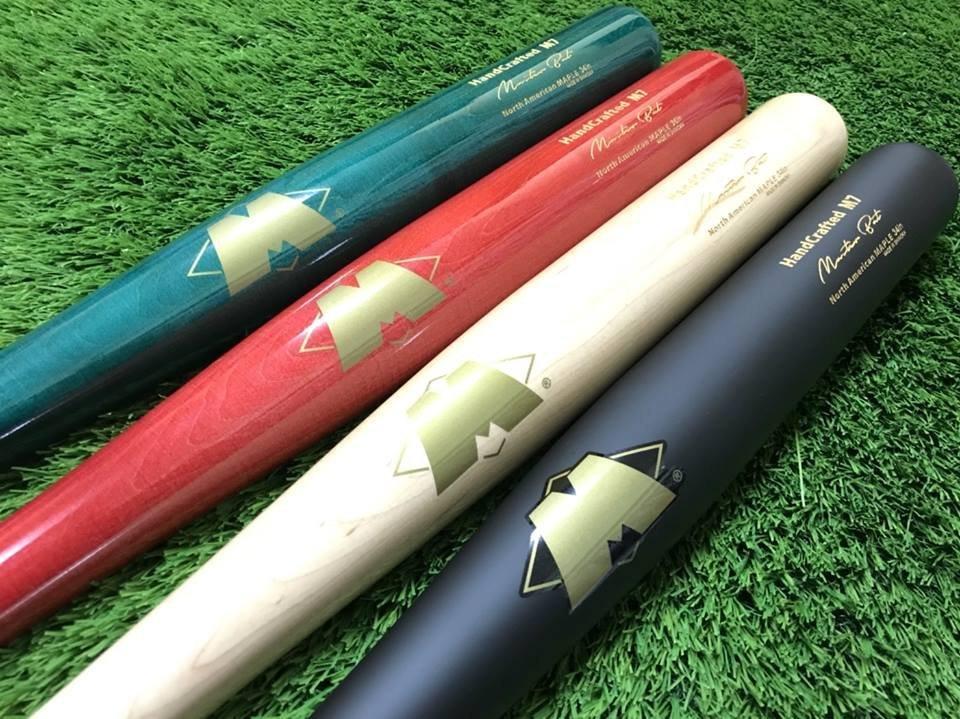 ((綠野運動廠))最新Master麥斯特手作球棒~北美頂級楓木壘球棒M7平衡型,好打彈性佳,烤漆質感超優(免運費)優惠中