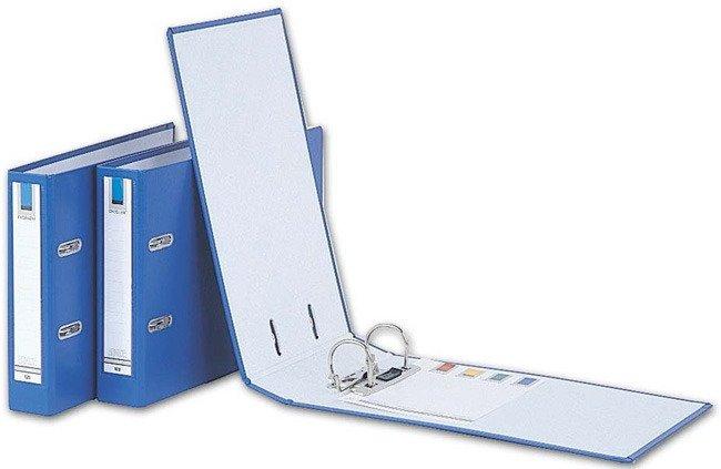【優力文具】立強牌 A4橫式二孔拱型夾檔案夾(R723)一打12個*PVC封面*資料夾 檔案夾 收納夾*輕鬆做辦公室收納