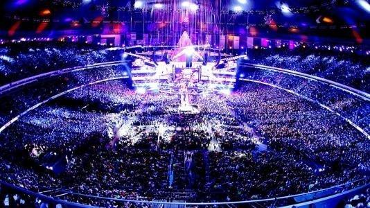【優品音像】 WWE 第34屆 摔角狂熱 《WWE Wrestlemania 34》完整版全集(含KICK OFF SHOW) DVD