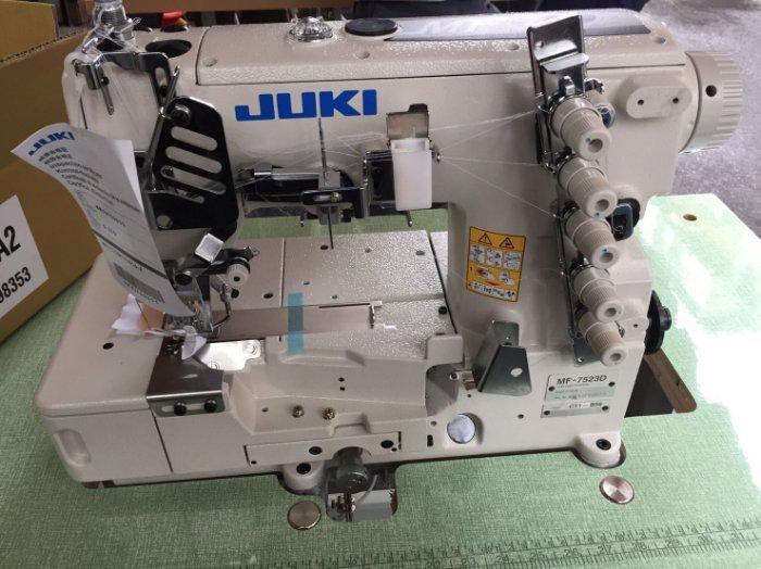 JUKI MF7500 平三本 三本車 繃縫 工業用 縫紉機 直驅馬達.天祥縫紉機行