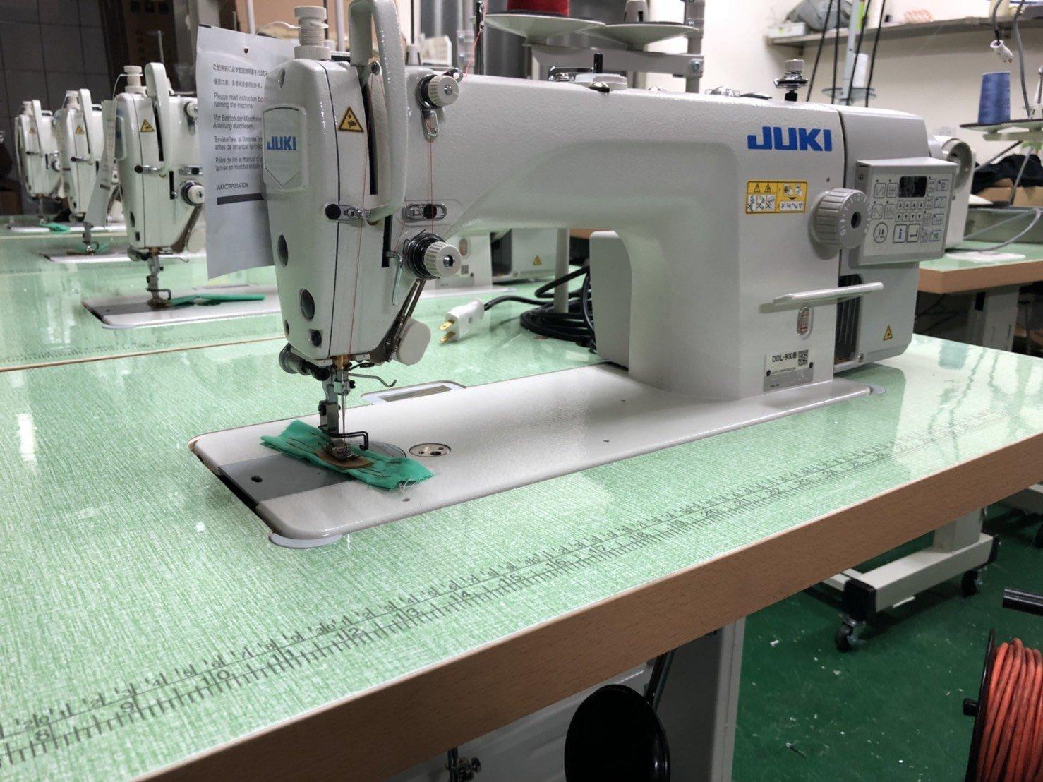全新 JUKI DDL-900B 工業用 自動切線 平車 縫紉機 送 LED燈 新輝針車有限公司