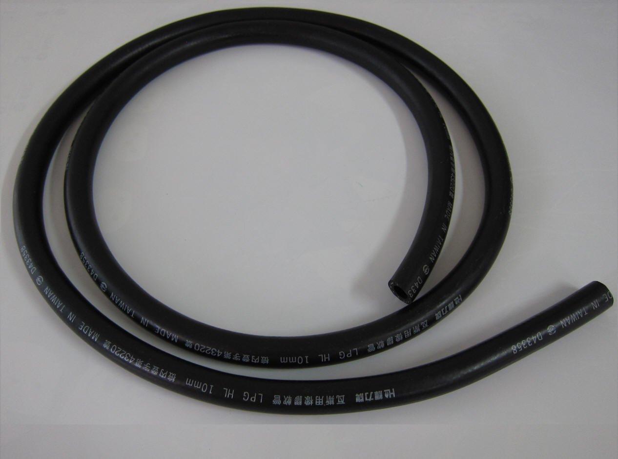 (賣家:昕榕) 桶裝瓦斯用瓦斯橡膠軟管 1.8米