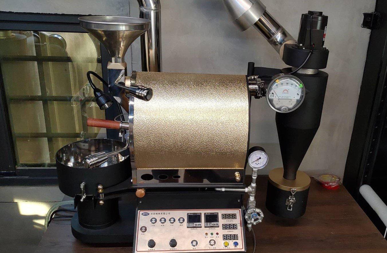 貝勒拉芙/亦安(偉騰) 2020新款式 AKRO AK-006 (A600) 咖啡 烘豆機 烘培機 600g 半熱風