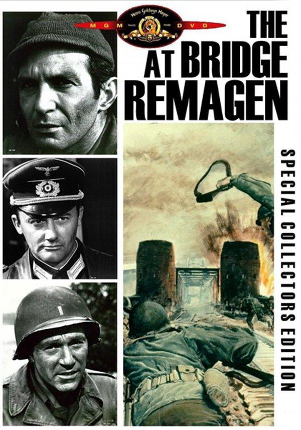 【藍光電影】雷瑪根大橋 The Bridge at Remagen 1969 經典二戰電影 130-013
