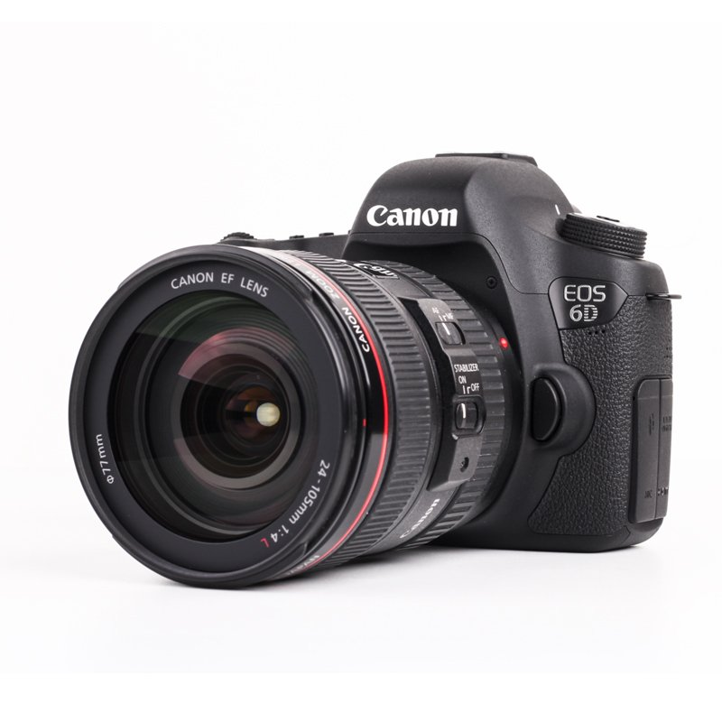 數碼相機二手佳能Canon 6D 6D2 5D2 5D3 5D4全畫幅專業單反數碼高清照相機