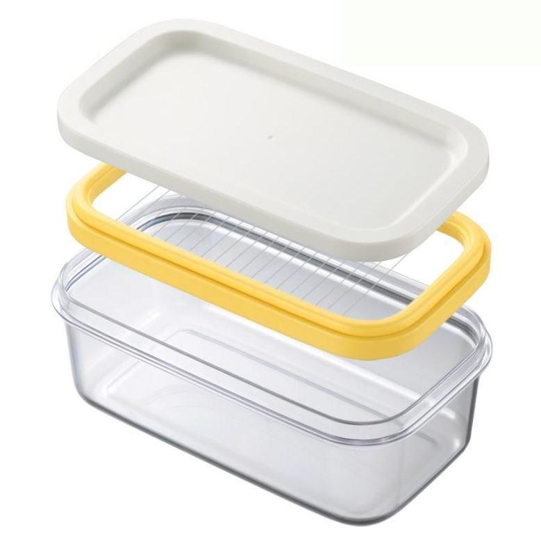 ✿ smile 烘培 雜貨舖 ✿ 奶油切割保鮮盒