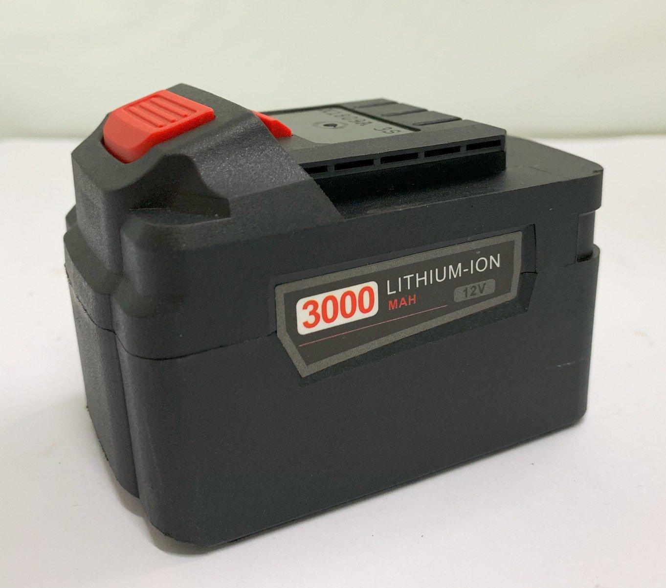 鋰電池 德國 普朗德馬刀鋸 12V 3.0Ah (3000mah) 充電鋰電池  普朗德12V馬刀鋸