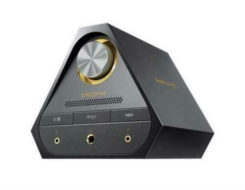 【Wowlook】 Creative Sound Blaster X7 音頻放大器 全新 2105