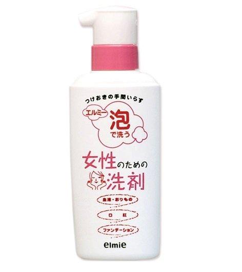 製【Elmie】女性 洗劑  泡沫去血污洗潔劑 200ml (血漬、口紅、粉底)