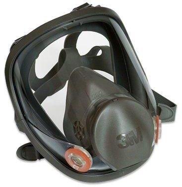 現貨3M 6800 全罩式 防毒面具 - 5N11 6001 501 濾棉 濾毒罐 有機 噴漆 口罩 N95 催淚瓦斯 -