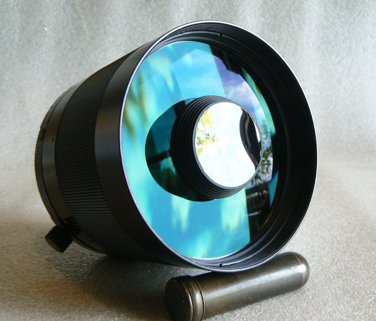 【悠悠山河】甜甜圈 微距反射鏡 最強1.7M微距近拍 Tamron SP 500MM F8 MC 55B 鏡片透亮無塵
