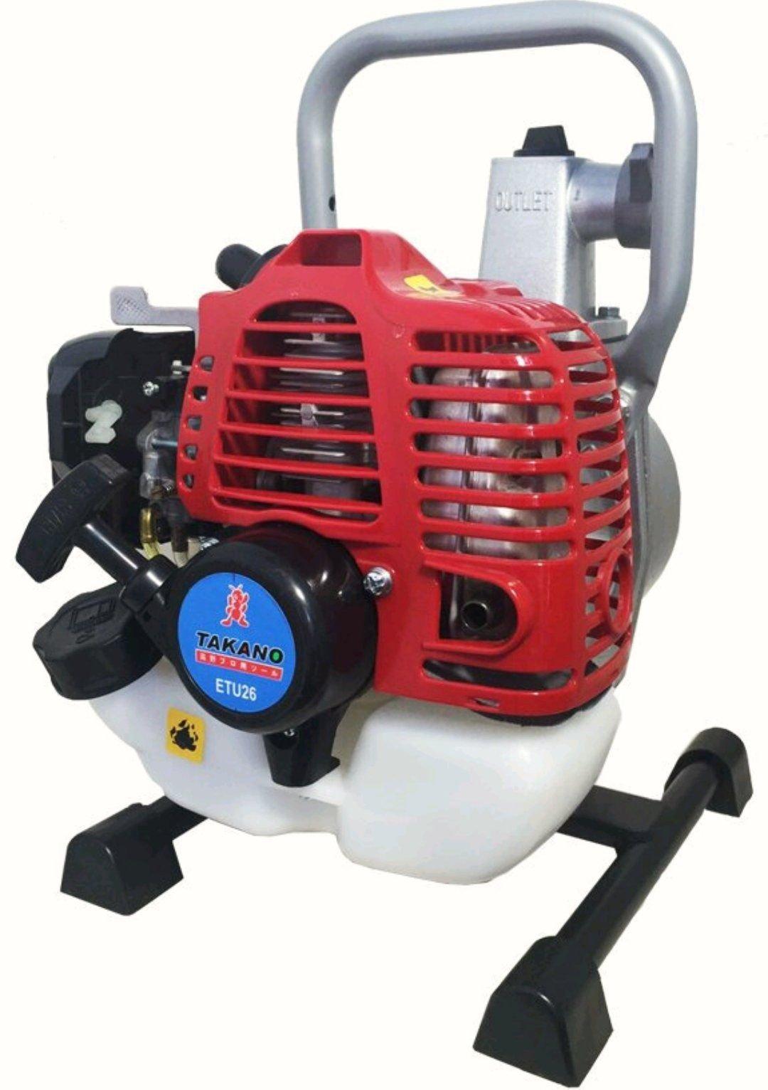 工具醫院 日本 TAKANO 高野 ETU26 引擎抽水機 自吸式 引擎幫浦 抽水馬達 抽水引擎 1英吋 非 三菱TU26 TB26 TB43