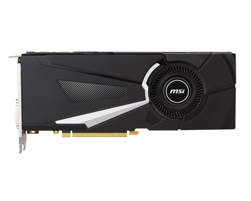 {偉斯科技}現貨 MSI微星 GeForce GTX 1080 AERO 8G OC 福利品 原廠保固四年~現貨不必等