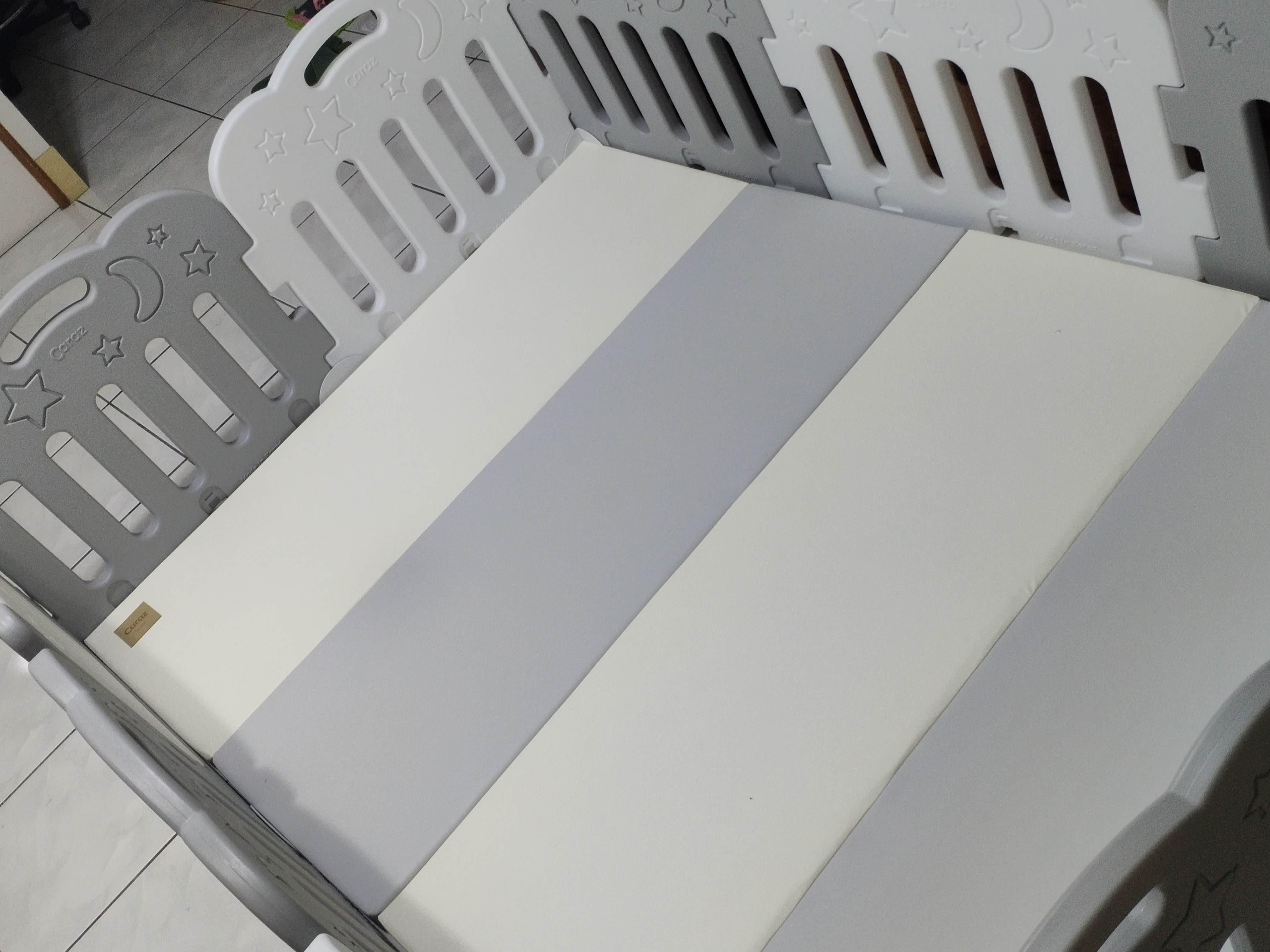 韓國Caraz圍欄,200x140專用圍欄+地墊+6直4角固定器