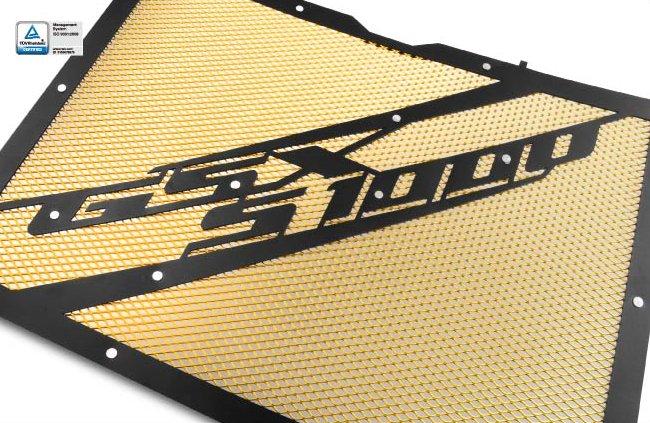 【R.S MOTO】SUZUKI GSX-S1000 GSX-S1000F 水箱護網 造型款 DMV